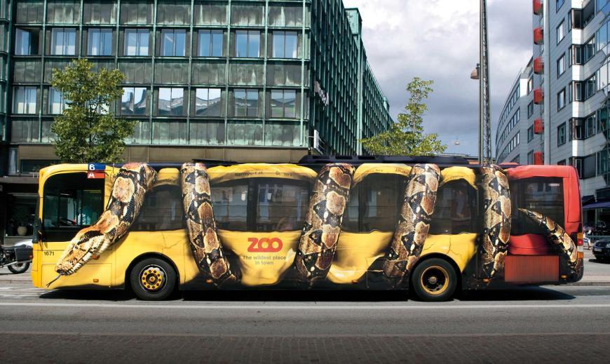 Что такое транспортная реклама?