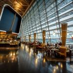Особенности размещения рекламы в аэропортах