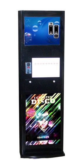 Пример автомата для подзарядки смартфонов