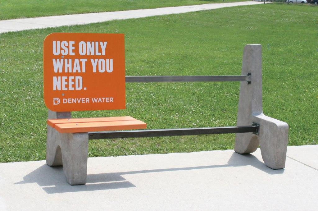 Denver Water вирусный маркетинг