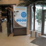 Кофейная рекламная кампания для «Петро-Сервис»