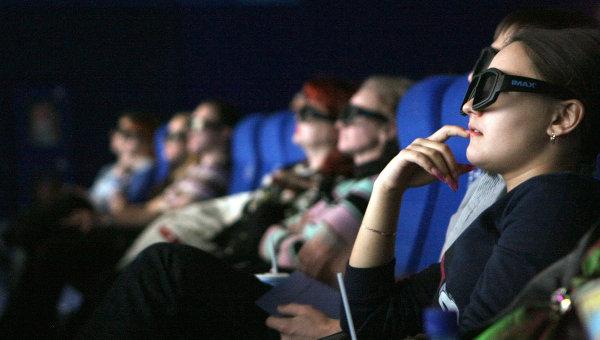 Ролики о сексе в кинотеатре