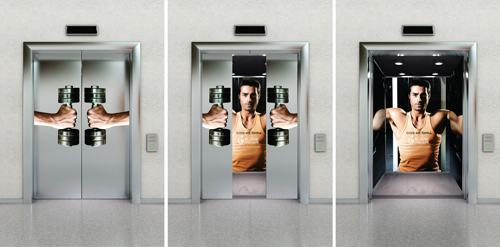 evolution of escalator and elevator advertising In this article, we have the evolution of the elevator  all these innovations were  able to create the lift that used today and is found in  on multiple occasions, the  elevators are used to set advertising both inside and outside.