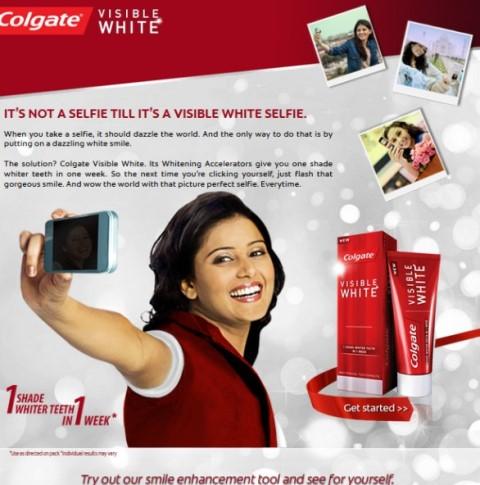 реклама зубная паста