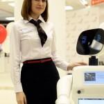 Новинка: интерактивный робот-промоутер