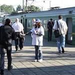 Проведение промоакций на вокзалах