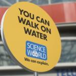 Кейс по рекламе. Science World