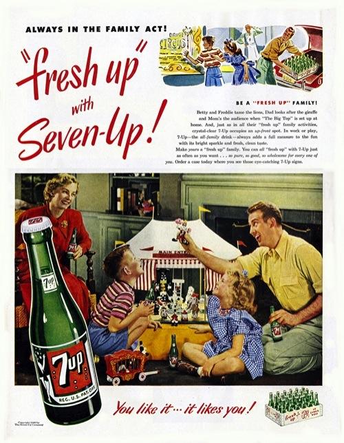7UP 1949