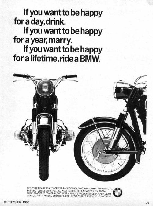 BMW 1965