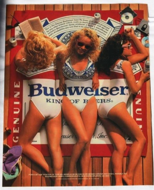 Budweiser 1983