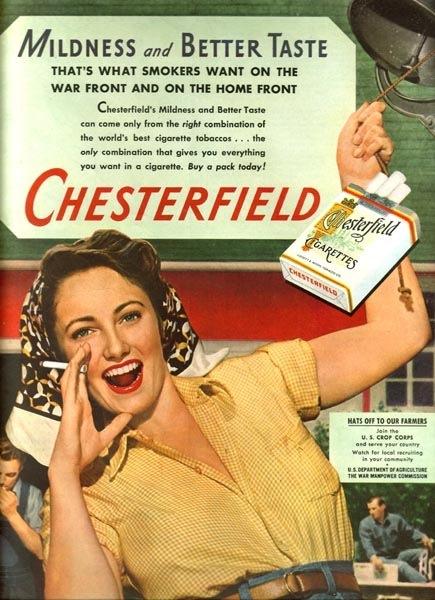 Честерфилд 1944