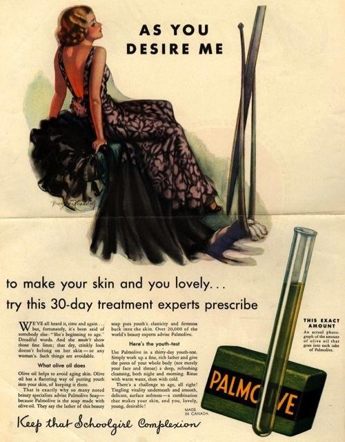 Palmolive 1933