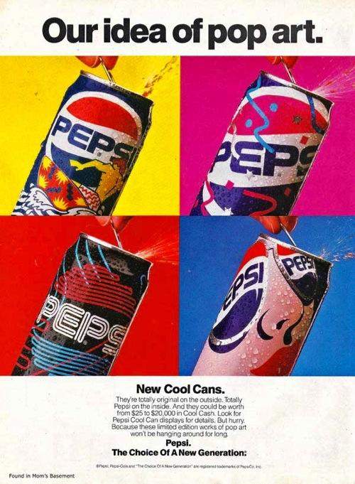 Pepsi 1990